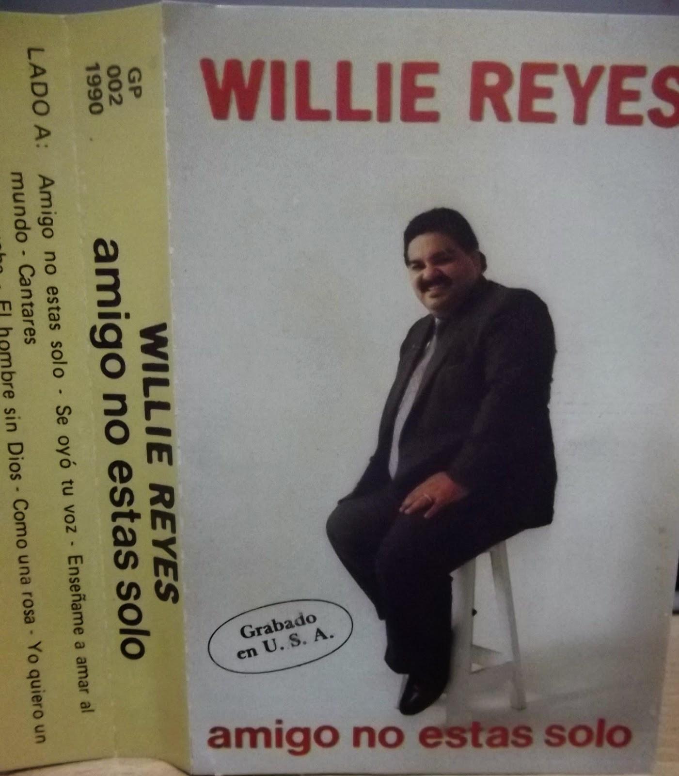 Willie Reyes-Amigo No Estás Sólo-