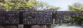 6 Bentuk Desain Pagar Rumah