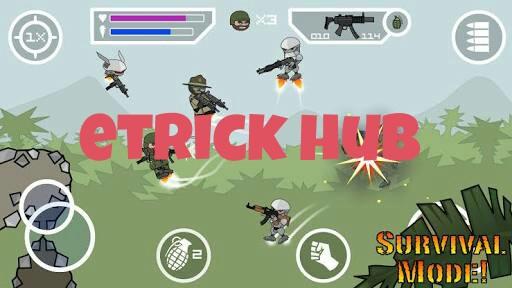 TRICKS WORLD 4 U: (Latest) Doodle Army 2 Mini Militia 2 2 52