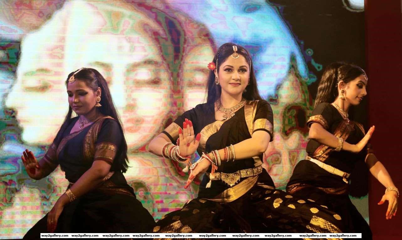 Gracy Singh who is currently seen on TVs Santoshi Maa performed at the Maha Kumbh Mela in Ujjain