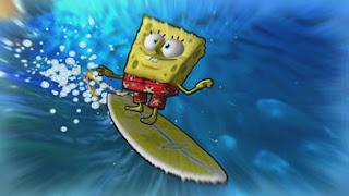 SpongeBob Surf & Skate Roadtrip (XBOX 360) 2011
