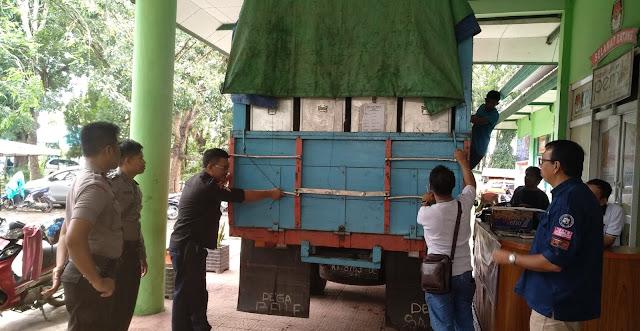 Kotak Suara Pilkada Serentak di Bone Mulai Dikembalikan ke KPU Bone