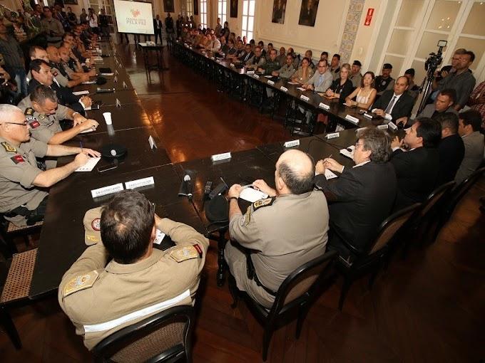 JOÃO AZEVEDO: Governador anuncia criação de Batalhão Motorizado na Paraíba.