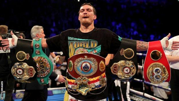 Oleksandr Usyk KOs Tony Bellew in epic fashion | Boxing Highlights