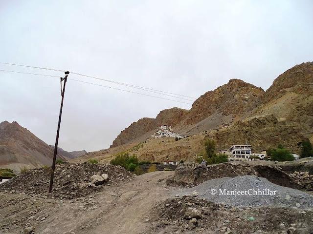 Ki Monastery, Himachal Pradesh