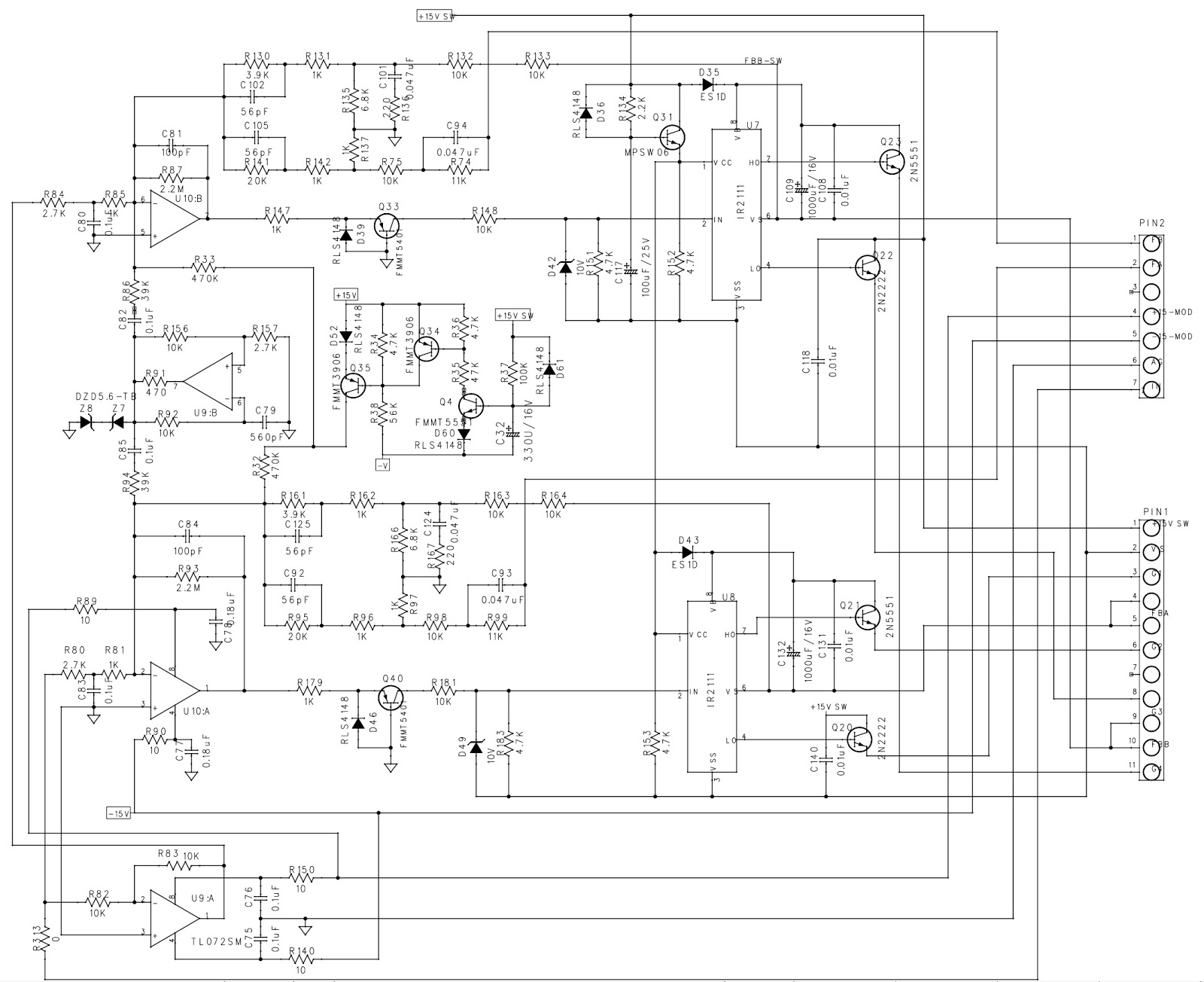 medium resolution of jbl s120pii powered subwoofer schematic studio series 400watts jbl powered subwoofer schematic diagram source jbl bp 1200