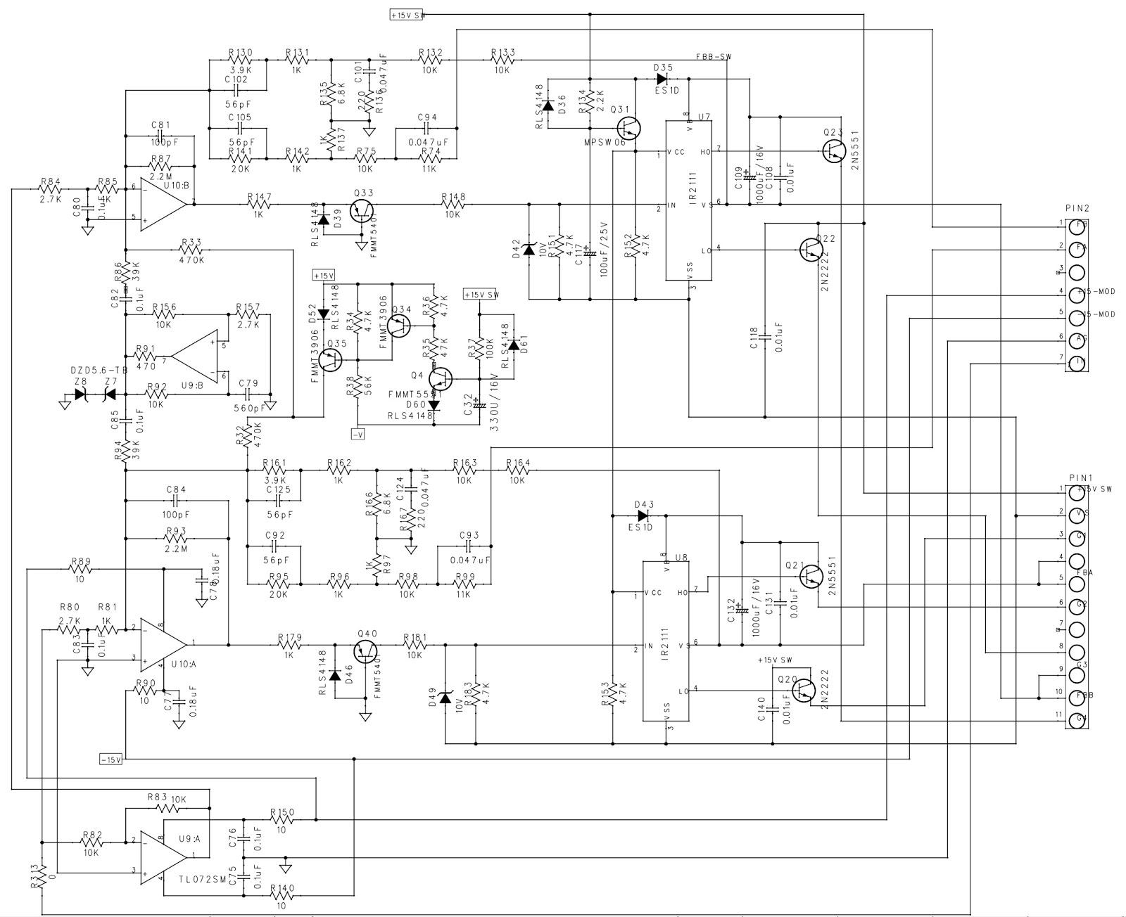 jbl powered subwoofer schematic diagram wiring diagram data val jbl powered subwoofer schematic diagram [ 1600 x 1304 Pixel ]