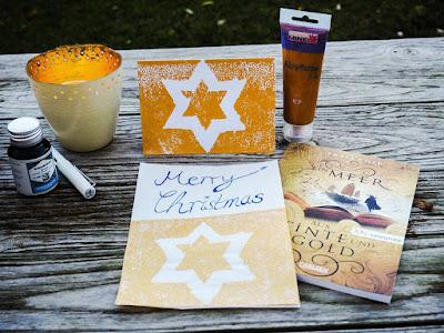 weihnachtskarte-golden-stern-tinte-gold-ein-meer-aus-tinte-und-gold