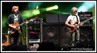 Trey Anastasio & Mike Gordon with Phish