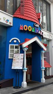 south korea corée du sud seoul café coffee moomin
