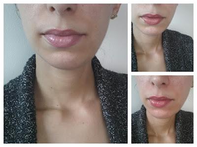 swatch des rouges à lèvres revlon colorburst