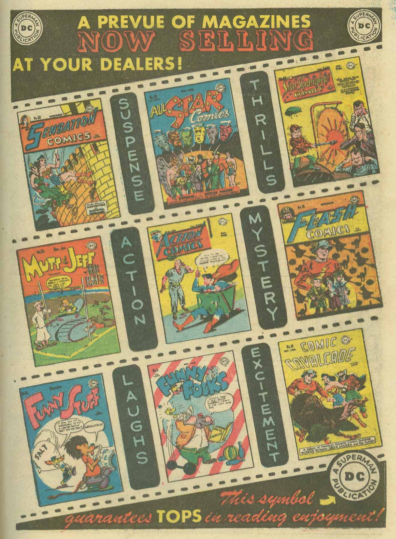 Read online All-American Comics (1939) comic -  Issue #80 - 41