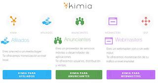 Kimia - Publicidad móvil