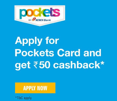 icici pockets offers