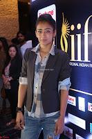 Akshara Haasan in Denim and Shirt with Jacket at IIFA Utsavam Awards press meet 27th March 2017 22.JPG
