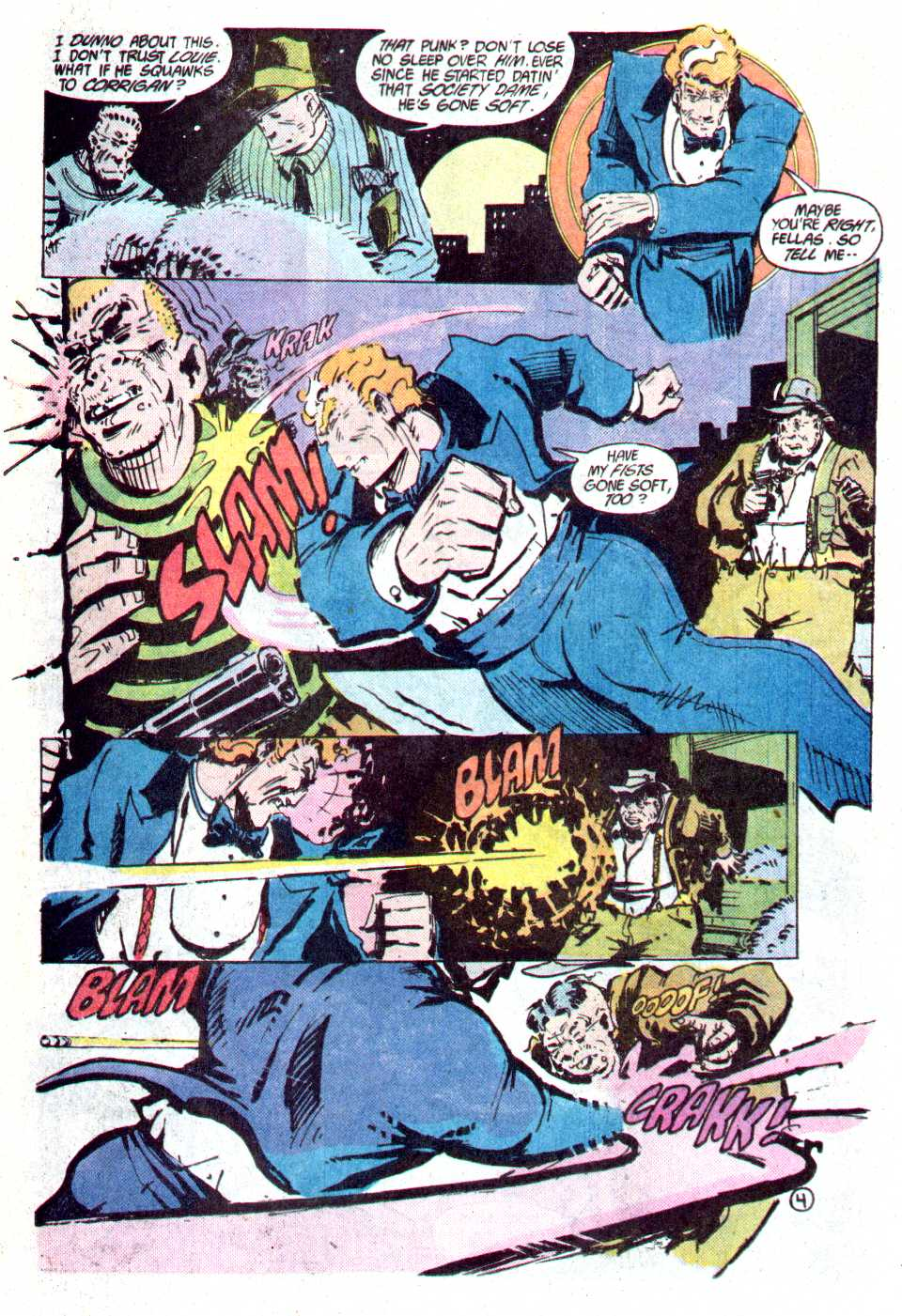 Read online Secret Origins (1986) comic -  Issue #15 - 26