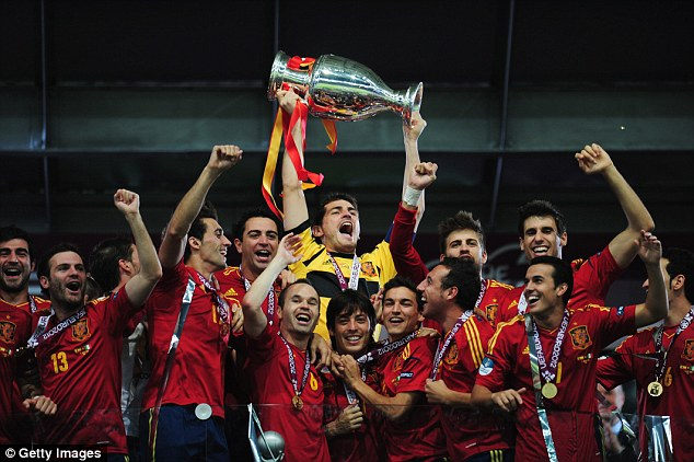 Skuad Final Seluruh Peserta Euro 2016