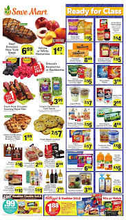 ⭐ Save Mart Ad 8/5/20 ⭐ Save Mart Weekly Ad August 5 2020