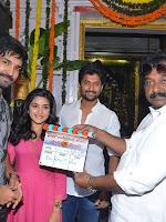 Nani Dvv Danayya Movie Opening Stills-cover-photo