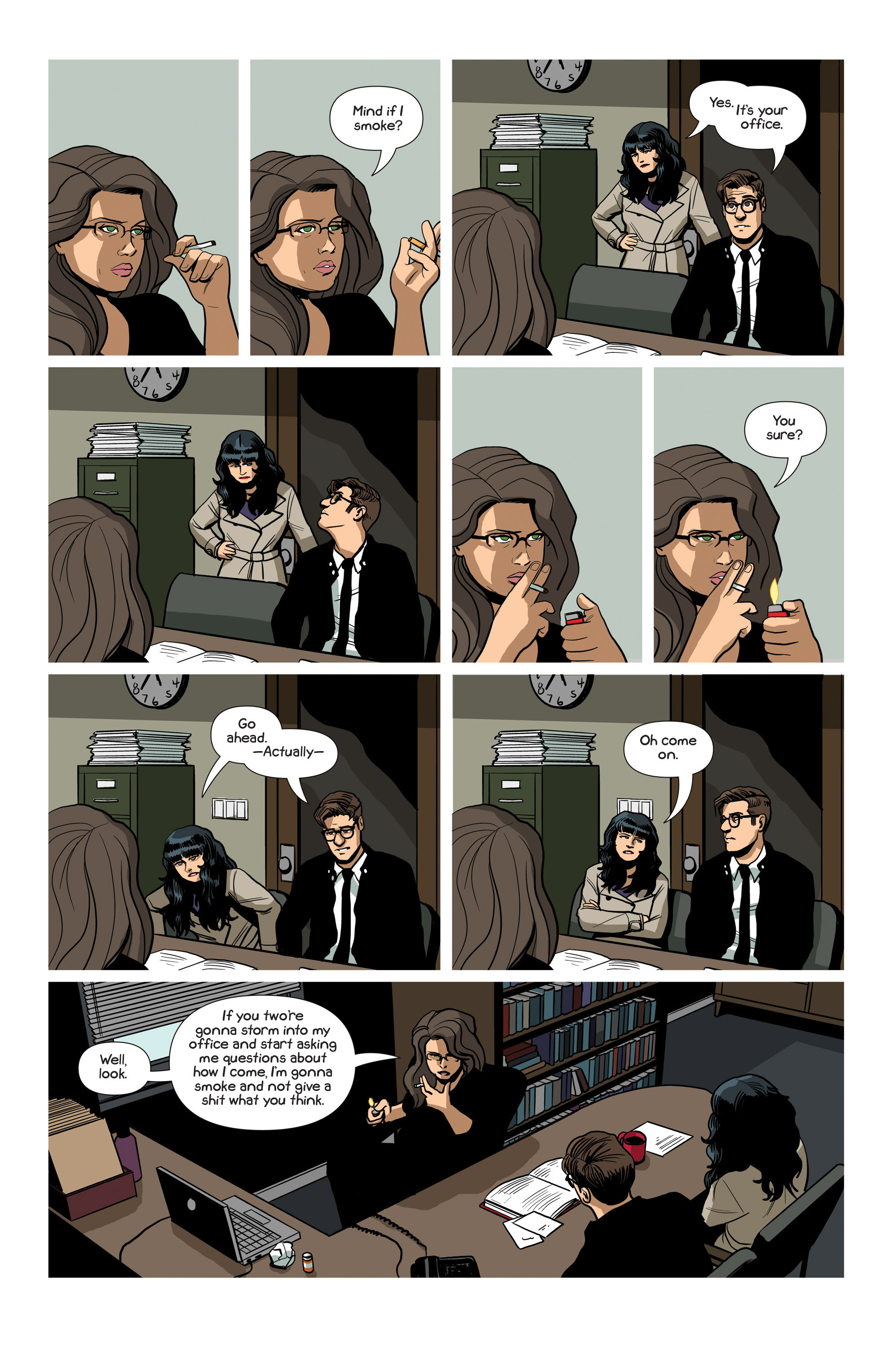 Read online Sex Criminals comic -  Issue # _TPB 2 - 95