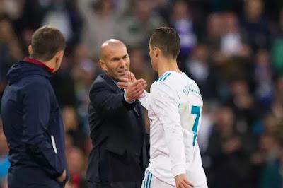 Ronaldo and Zidane