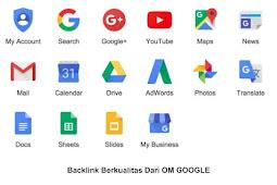 Cara Mendapatkan Backlink Berkualitas Dari Google