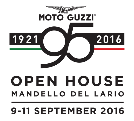 Moto Guzzi 95th anniversary 2016