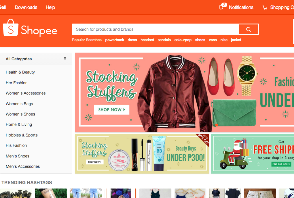 Everyday Adventures: Shop Online This Holiday Season Via ...