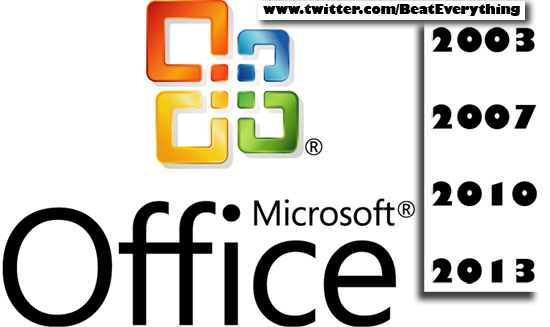 new or old microsoft office
