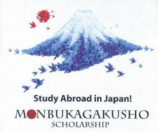 Lowongan Beasiswa Pendidikan ke Jepang (MONBUKAGAKUSHO)