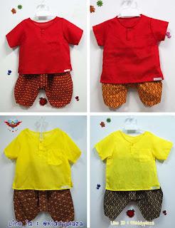 เสื้อผ้าเด็กไทย