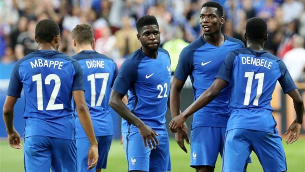 مشاهدة مباراة فرنسا وأيسلندا بث مباشر 11-10-2018 مباراة ودية
