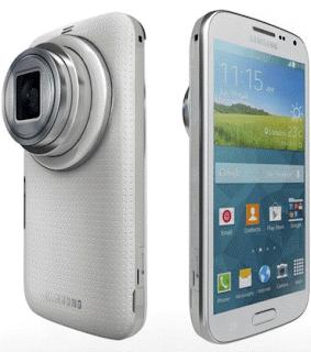 hp kamera terbaik berkualitas Samsung Galaxy K-Zoom