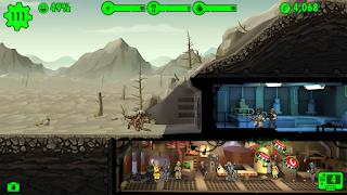Fallout Shelter v1.13 Mod