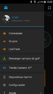 garmin connect app android