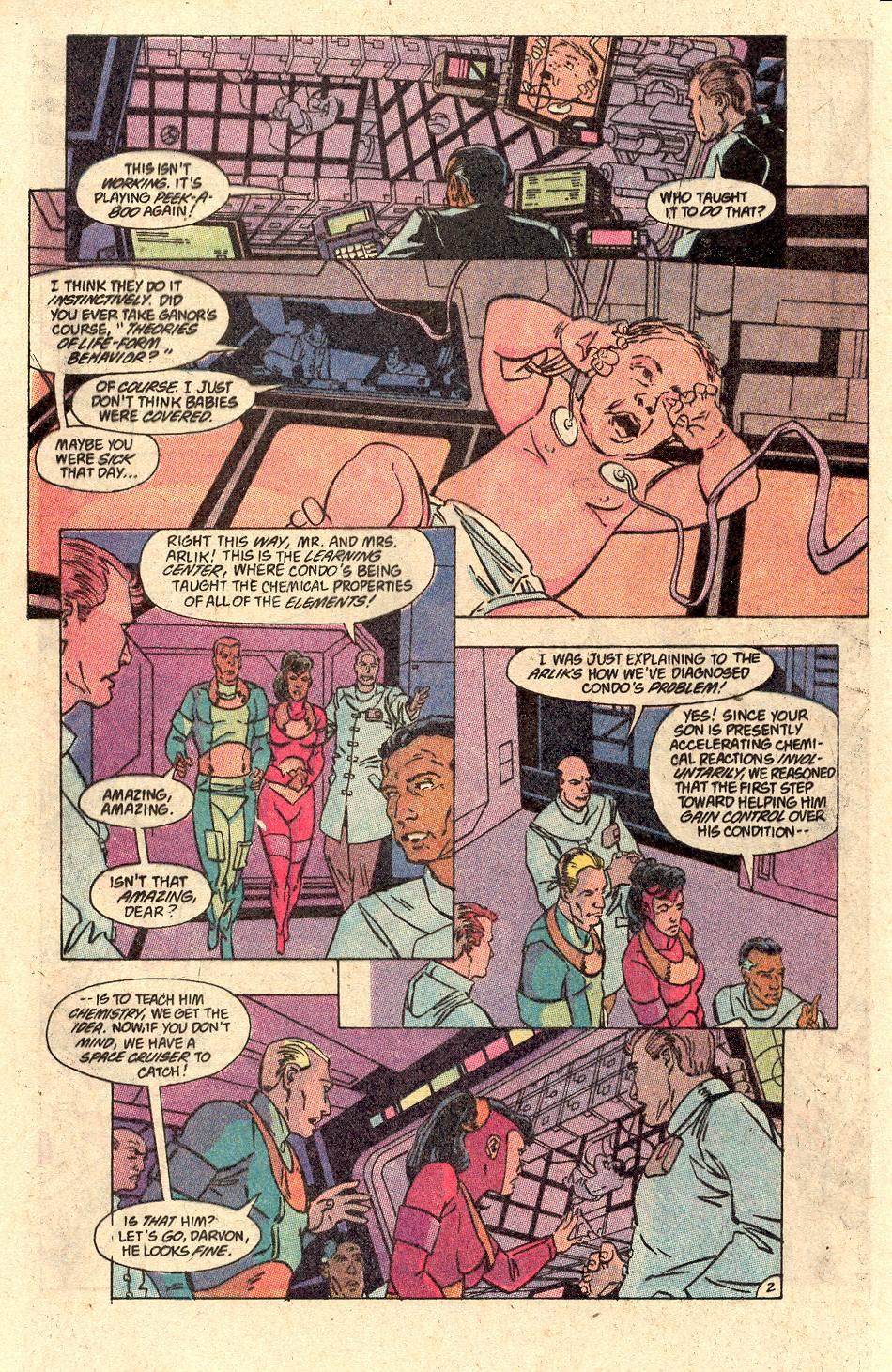 Read online Secret Origins (1986) comic -  Issue #47 - 27