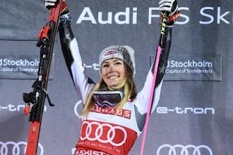 Copa do Mundo de Esqui Alpino feminina 2018/2019 - Etapa de Estocolmo: Vitória de Shiffrin na Suécia