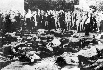 La masacre del garaje de Kovno