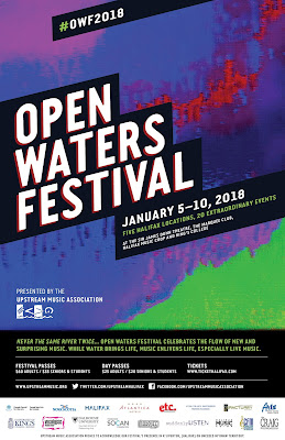 Open Water's Festival Halifax