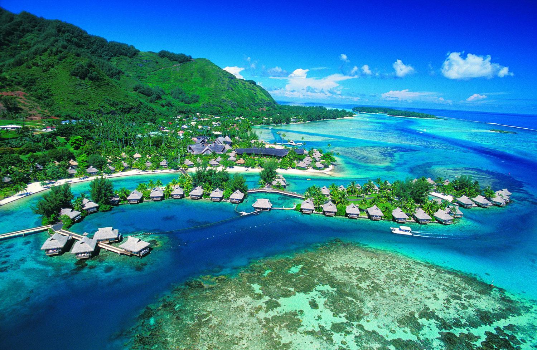 Tahiti Honeymoon October