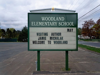 Jamie Michalak ~ news & events: Woodland Elementary School Is Awesome