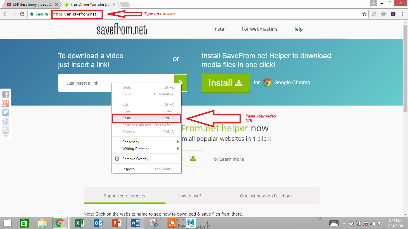 How to Download Youtube Videos - GoogleHowDo