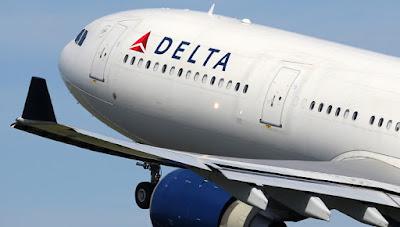 Delta Air Lines (Mỹ) hủy hàng trăm chuyến bay vì sự cố mất điện