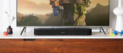 image of sonos beam speaker bar