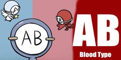 kepribadian orang darah AB