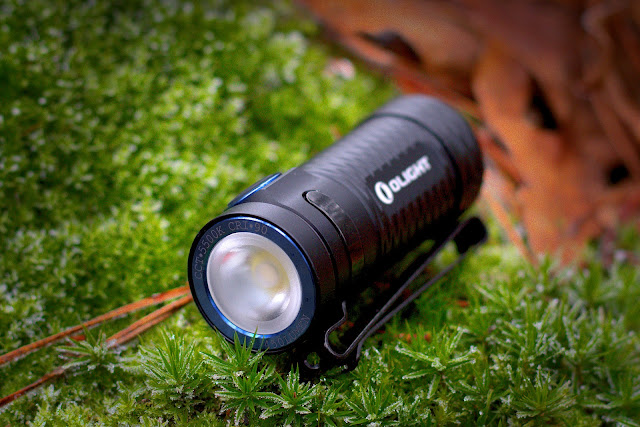 Olight S1 mini Baton wallpaper