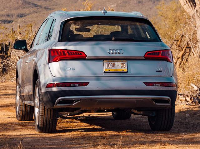 Novo Audi Q5 2018: fotos, preços e informações