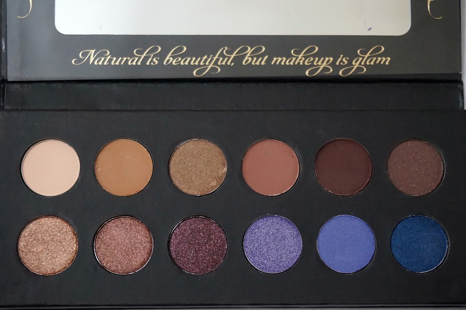 affordable eyeshadow palette for beginners