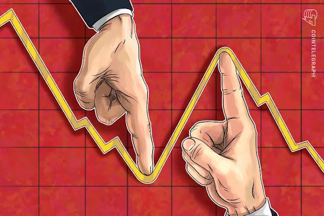 Los criptomercados se desploman y los precios del petróleo reportan pérdidas