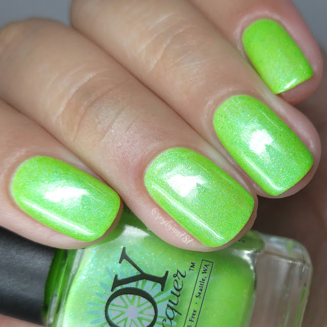 Joy Lacquer - Lime Shandy